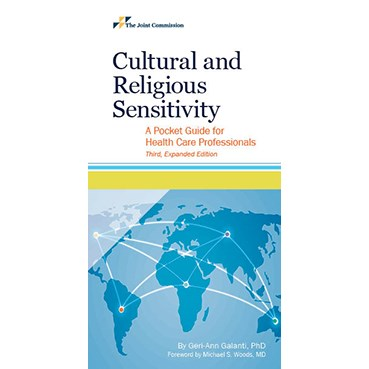 Cultural and Religious Sensitivity: A Pocket Guide for Health Care Professionals, Third Edition