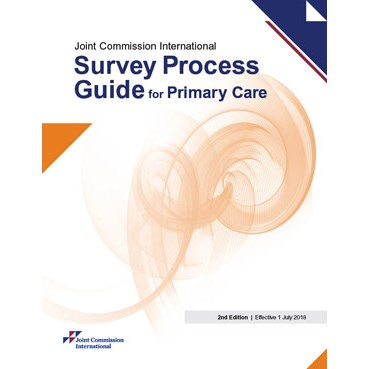 JCI Survey Process Guide for Primary Care, 2nd Edition eBook (English)