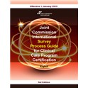 JCI Survey Process Guide for Clinical Care Program Certification, 3rd Edition, English version (PDF book)