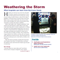 Weathering the Storm: What hospitals can learn from Hurricane Sandy