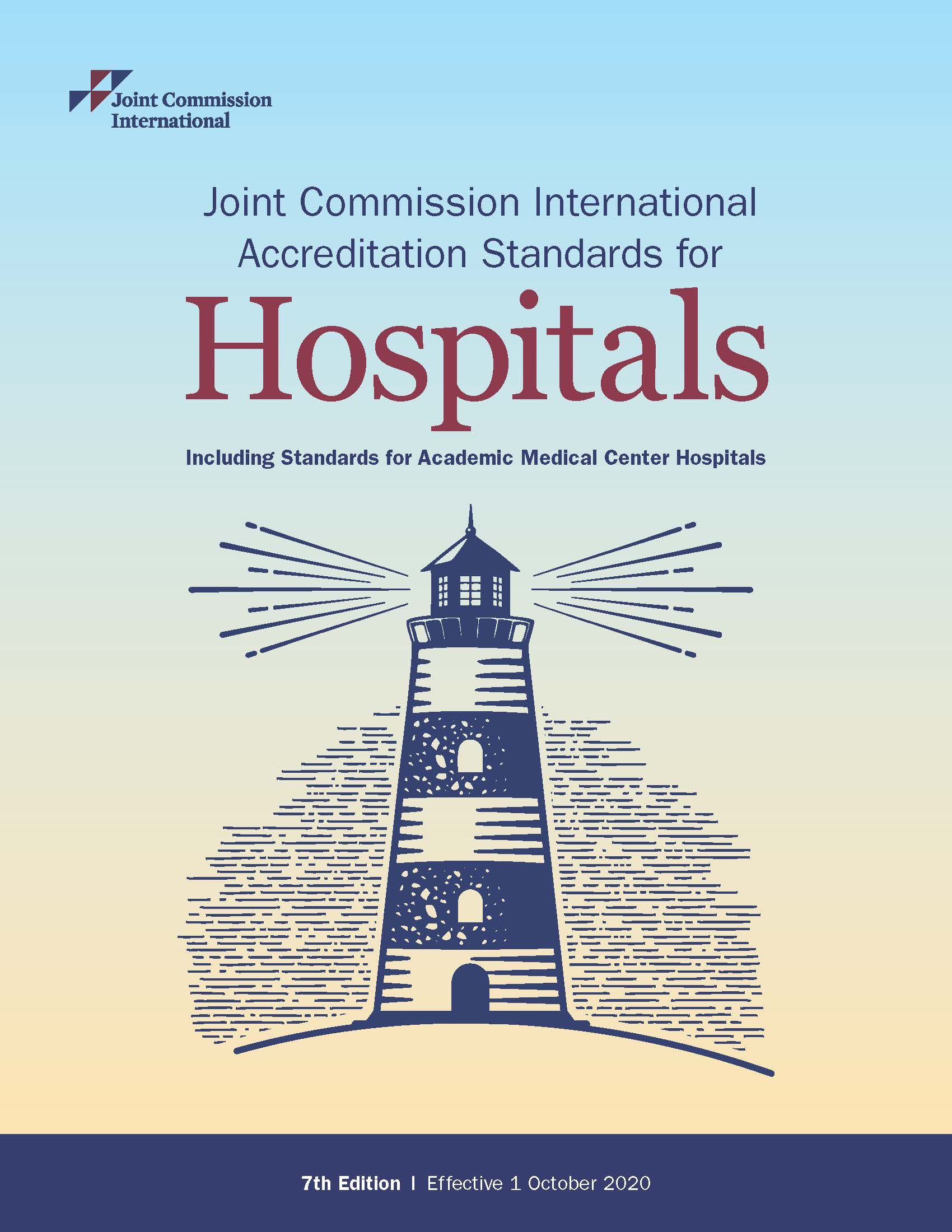 Manuals Joint Commission International